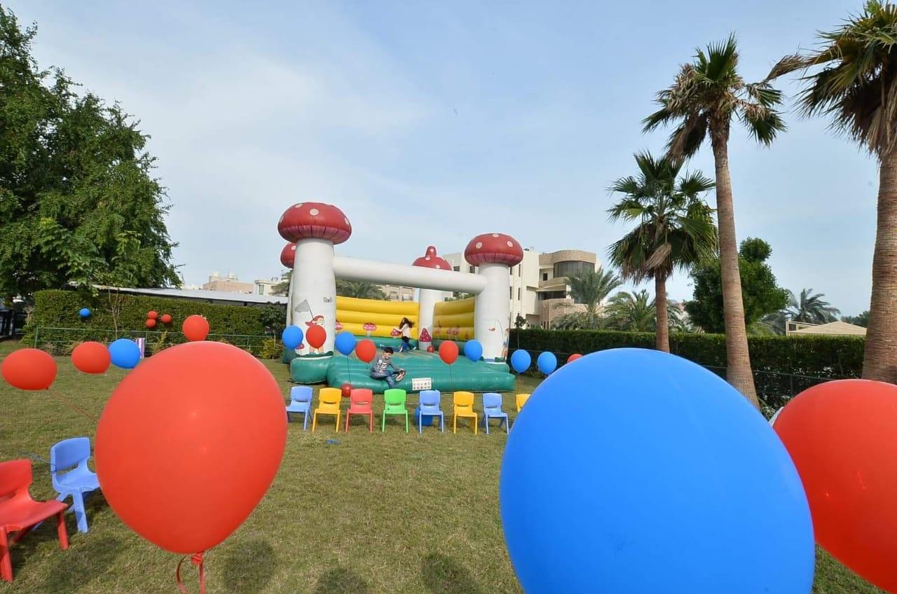 تنظيم حفلات اطفال في عجمان